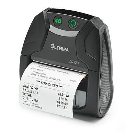 Imprimante d'étiquettes Zebra ZQ320 ZQ32-A0E02TE-00