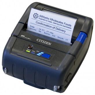 Citizen CMP-30L Thermique directe Imprimante mobile 203 x 203 DPI