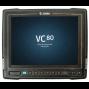 """Zebra VC80 26,4 cm (10.4"""") 1024 x 768 pixels Écran tactile 1,33 GHz Noir"""
