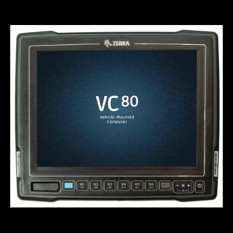 """Zebra VC80 26,4 cm (10.4"""") 1024 x 768 pixels Écran tactile 1,91 GHz Noir"""