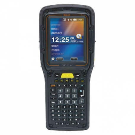 """Zebra Omnii XT15 ordinateur portable de poche 9,4 cm (3.7"""") 640 x 480 pixels 610 g Noir"""