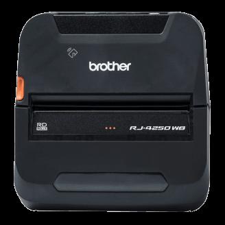 Brother RJ-4250WB imprimante pour étiquettes 203 x 203 DPI Avec fil &sans fil