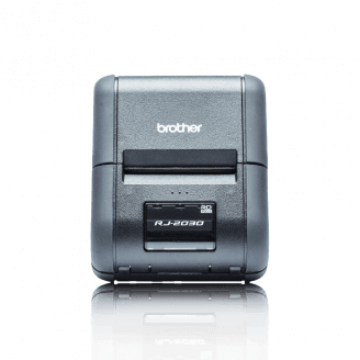Brother RJ-2030 Imprimante avec un port infrarouge Thermique directe Imprimante mobile 203 x 203 DPI