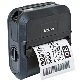 Brother RJ-4040 Imprimante avec un port infrarouge Imprimante mobile 203 x 200 DPI