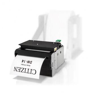 Citizen DW-14 Thermique directe Imprimantes POS 203 x 203 DPI
