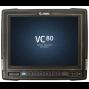 """Zebra VC80 26,4 cm (10.4"""") 1024 x 768 pixels Écran tactile 1,91 GHz E3845 Noir"""