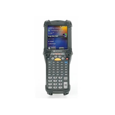 """Zebra MC92N0 ordinateur portable de poche 9,4 cm (3.7"""") 640 x 480 pixels Écran tactile 765 g Noir"""