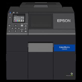 Epson ColorWorks CW-C6000Ae imprimante pour étiquettes Jet d'encre 1200 x 1200 DPI Avec fil
