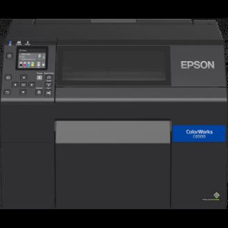 Epson ColorWorks CW-C6500AE imprimante pour étiquettes Jet d'encre 1200 x 1200 DPI Avec fil