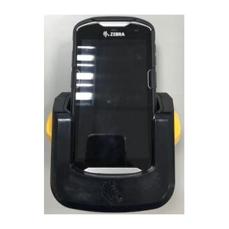 Zebra CRD-TC56-CVCD2-02 support Ordinateur portable Noir Support passif