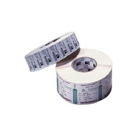 Boîte de 12 rouleaux d'étiquettes transfert thermique 57mmx32mm Z-Ultimate 3000T White Zebra 880249-031D