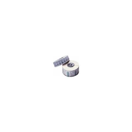 Boîte de 12 rouleaux d'étiquettes direct thermique 57mmx32mm Z-Select 2000D White Removable Zebra 800262-127