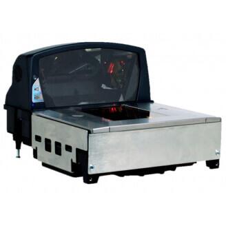 Honeywell Stratos 2400 Lecteur de code barres intégré 1D Laser Noir, Acier inoxydable