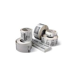 Boîte de 12 rouleaux d'étiquettes direct thermique 57mmx19mm Z-Select 2000D White Zebra 800262-075