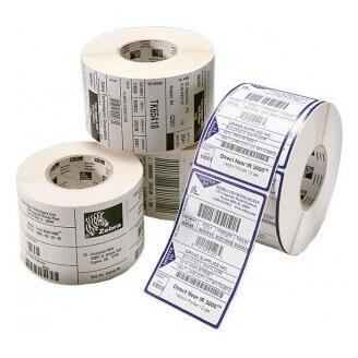 Zebra 3007419-T étiquette à imprimer Permanent Adhesive