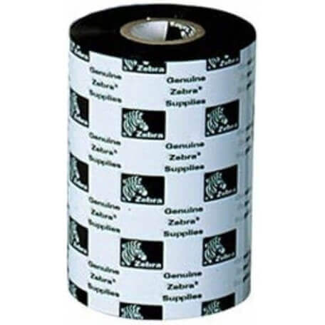 Zebra 3200 Wax/Resin Ribbon 84mm x 74m ruban d'impression