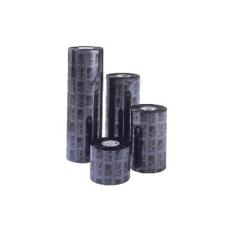 Boîte de 12 rubans encreurs transfert thermique 156mmx450m Cire Zebra 02300BK15645