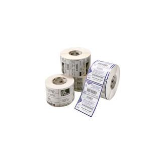 Boîte de 12 rouleaux d'étiquettes transfert thermique 57mmx19mm Z-Select 2000T White Zebra 800272-075