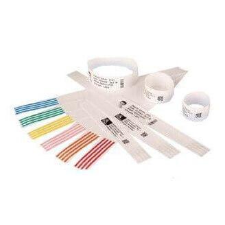 Zebra Z-Band Direct Kit Blanc
