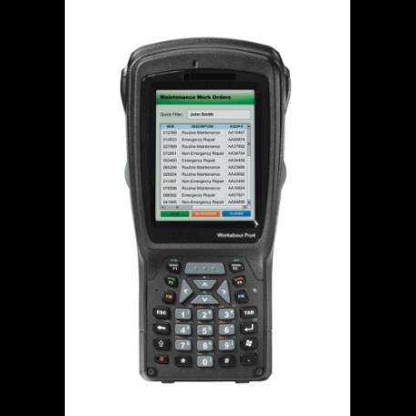 """Zebra WAP4 SHORT NUM WEHH 6.5.3 EN 2D IMG ordinateur portable de poche 9,4 cm (3.7"""") 640 x 480 pixels Écran tactile 461 g Noir"""