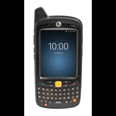 """Zebra MC67 ordinateur portable de poche 8,89 cm (3.5"""") 640 x 480 pixels Écran tactile 385 g Noir"""