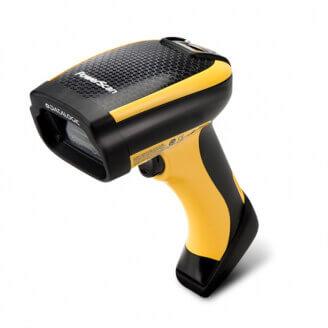 Datalogic PowerScan 9501 Lecteur de code barre portable 2D Noir, Jaune