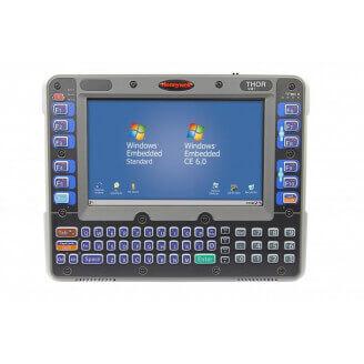 """Honeywell Thor VM1 ordinateur portable de poche 20,3 cm (8"""") 800 x 480 pixels Écran tactile 2,1 kg Gris"""