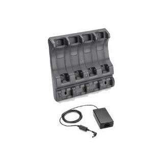 Zebra KT-STB2000-C4WW PDA, GPS, téléphone portable et accessoire Ensemble de chargeurs de batterie Noir