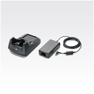 Zebra CRD5500-101UES chargeur de téléphones portables Intérieur Noir