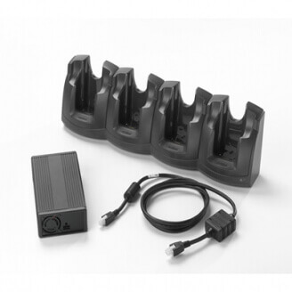Zebra CRD5501-401CES chargeur de téléphones portables Intérieur Noir