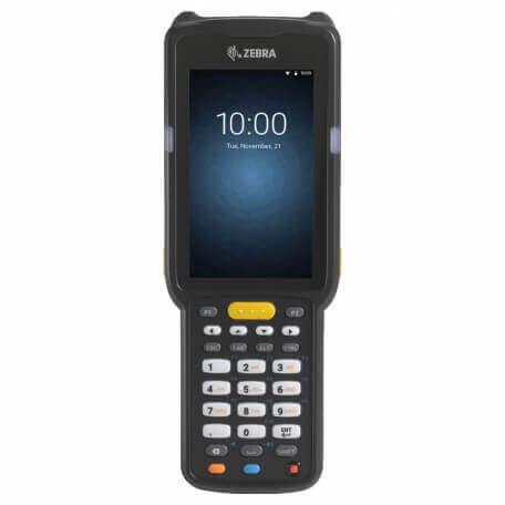 Terminal portable Android Zebra MC3300 MC330M-SN3HA2RW