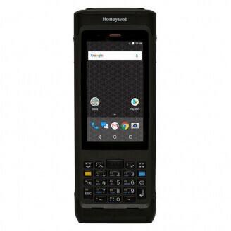 """Honeywell Dolphin CN80 ordinateur portable de poche 10,7 cm (4.2"""") 854 x 480 pixels Écran tactile 500 g Noir"""