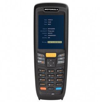 """Zebra MC2180 ordinateur portable de poche 7,11 cm (2.8"""") 320 x 240 pixels Écran tactile 240,7 g Noir"""
