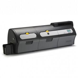 Zebra ZXP Series 7 imprimante de cartes en plastique Sublimation de teinte/Transfert thermique Couleur 300