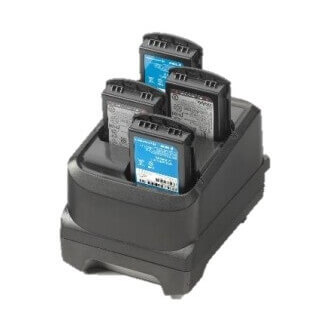 Zebra SAC-MC33-4SCHG-01 chargeur de batterie Secteur