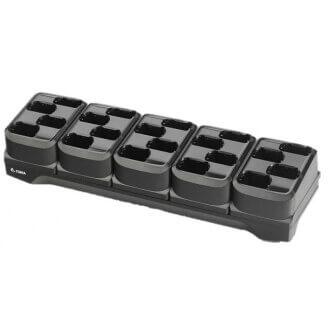 Zebra SAC-MC33-20SCHG-01 PDA, GPS, téléphone portable et accessoire Ensemble de chargeurs de batterie Noir