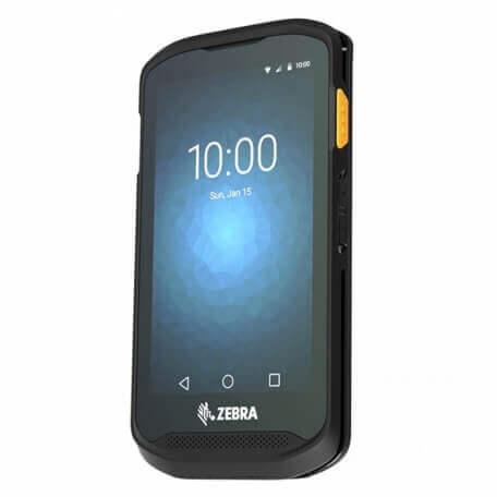 """Zebra TC25 ordinateur portable de poche 10,9 cm (4.3"""") 480 x 800 pixels Écran tactile 195 g Noir"""