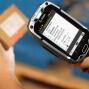 """Zebra TC8300 BASE 2D IMAGER MED RANGE ordinateur portable de poche 10,2 cm (4"""") 800 x 480 pixels Écran tactile Noir"""