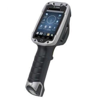 """Zebra TC8300 NFC 2D IMAGER STD RANGE ordinateur portable de poche 10,2 cm (4"""") 800 x 480 pixels Écran tactile Noir"""