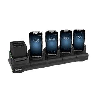 Zebra CRD-TC51-5SC4B-01 chargeur de téléphones portables Intérieur Noir