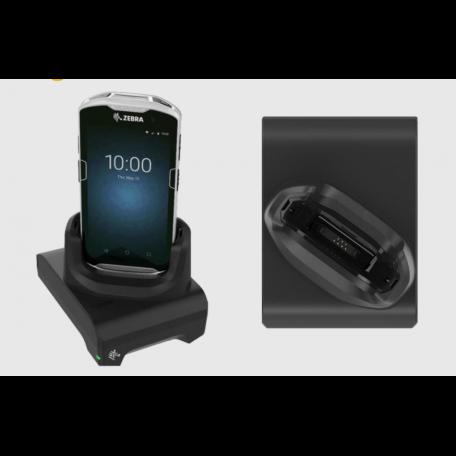 Zebra CRD-TC51-1SCU-01 chargeur de téléphones portables Intérieur Noir