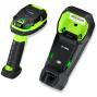 Zebra DS3608-ER Lecteur de code barre portable 1D/2D Laser Noir, Vert