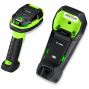 Zebra DS3608-HD Lecteur de code barre portable 1D/2D Laser Noir, Vert