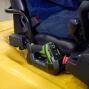 Zebra DS3678-DP Lecteur de code barre portable 1D/2D Noir, Vert