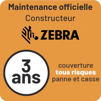 Zebra Z1AE-TC52XX-3C00 extension de garantie et support