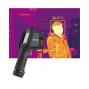 Hikvision Digital Technology DS-2TP21B-6VF/W caméra d'imagerie thermique 160 x 120 pixels VOx Noir Écran integré LCD 640 x 480 p