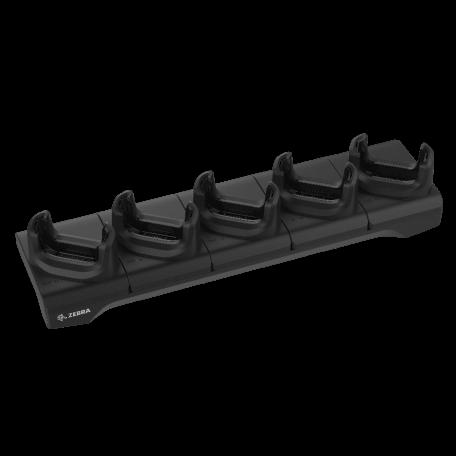 Zebra CRD-TC51-5SETH-01 chargeur de téléphones portables Intérieur Noir