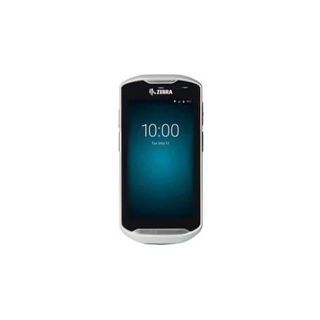 """Zebra TC51 ordinateur portable de poche 12,7 cm (5"""") 1280 x 720 pixels Écran tactile 249 g Argent"""