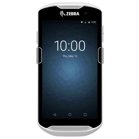 """Zebra TC51 ordinateur portable de poche 12,7 cm (5"""") 1280 x 720 pixels 249 g Noir, Argent"""