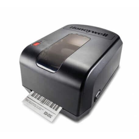 Imprimante étiquettes adhésives Honeywell PC42t transfert thermique-203dpi-USB/Série/Ethernet